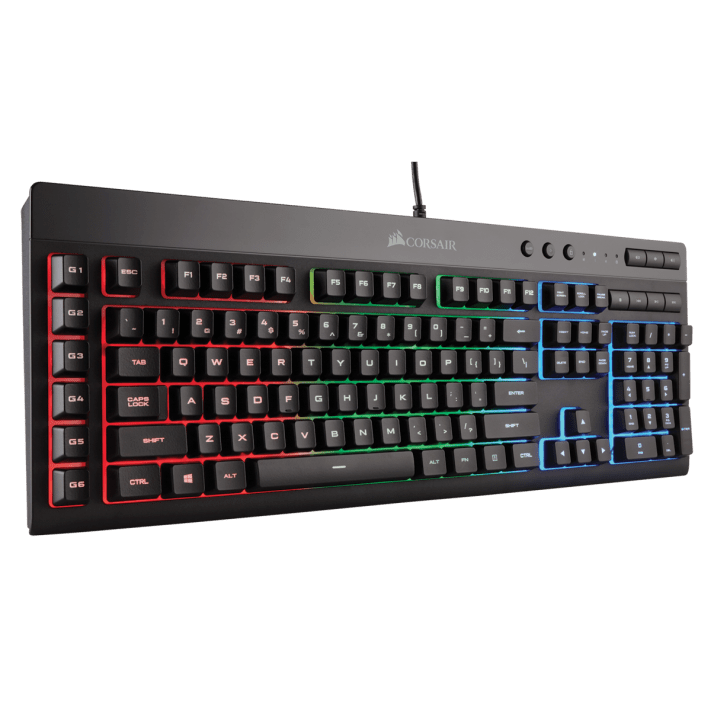 Review: Corsair K55 Keyboard